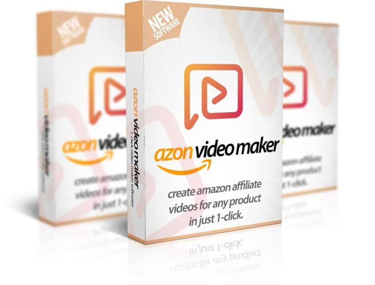 Azon Video Maker Review – Turn any Amazon Product into an Amazon Product Video & you'll get Free Traffic & Sales