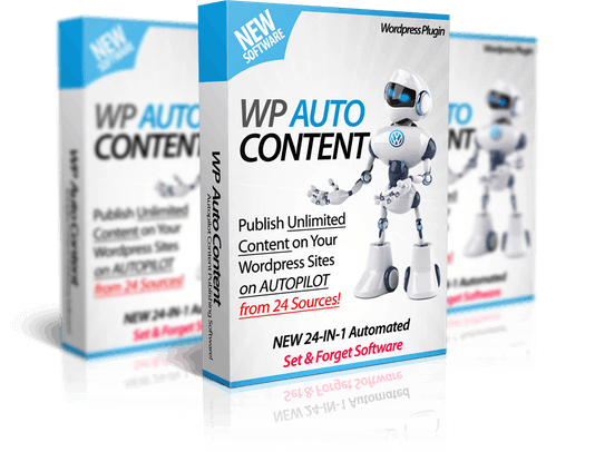 WP Auto Content Review – Fetch Content from literally 100s of Sources for Your Site in Just 1-Click!