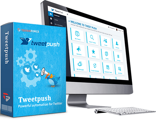 "Twitter ""TweetPush PRO"" Review–Twitter Marketing On Complete Autopilot"