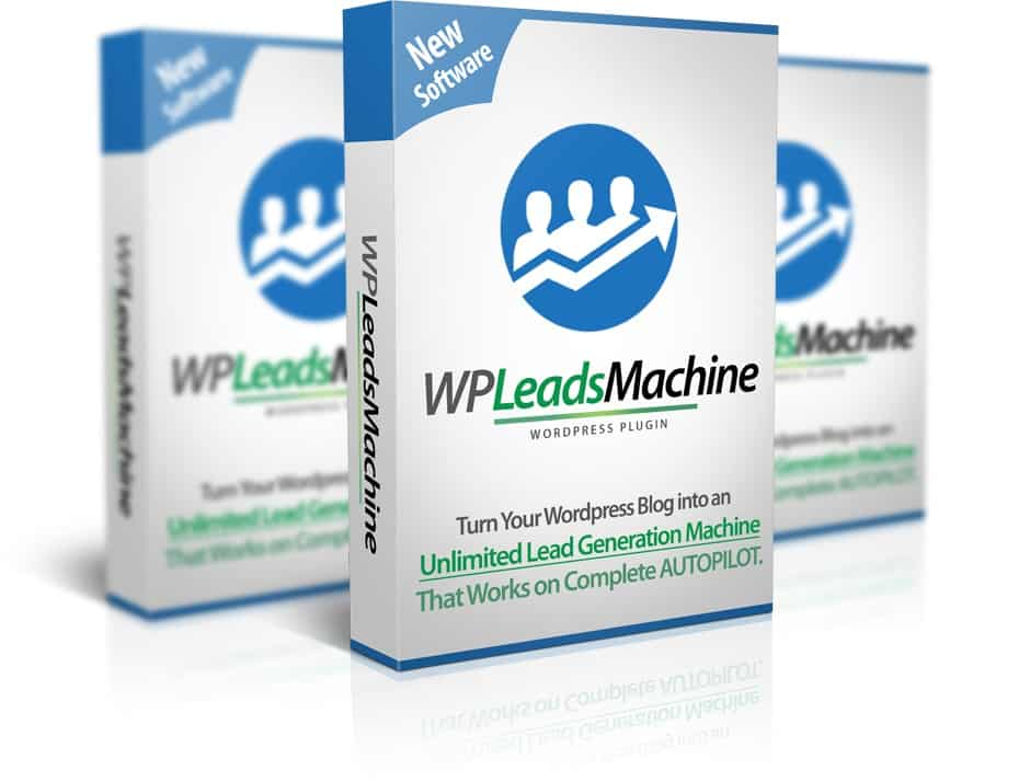 WP Leads Machine #SuperchargeDeals