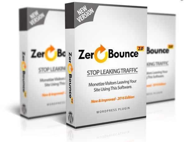 WP Zero Bounce Review – Reduce Your Site's Bounce Rate and Increase Profits