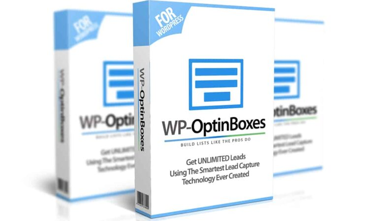 WP Optin Boxes Review – Add Unlimited Email Lead Capture Boxes to Your Website